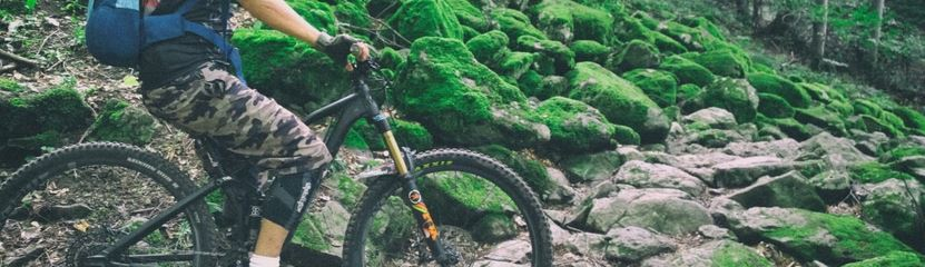 Amortyzacja rowerowa