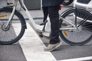 rower elektryczne